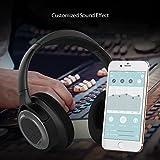 Noise Cancelling Kopfhörer dodocool bloothooth kopfhörer on ear Kopfhörer Bluetooth Kabellos...