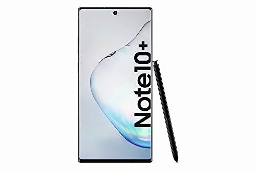 SAMSUNG Galaxy Note 10+ Smartphone Bundle (17.2cm (6.8 Zoll) 256GB interner Speicher, 12GB RAM, Dual...