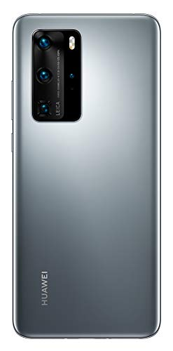 HUAWEI P40 Pro 5G 8GB RAM 256GB Dual (Without GBogle Play Store) Silver Frost