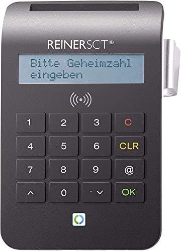 REINER SCT cyberJack RFID Chip-Kartenlesegerät komfort  ...