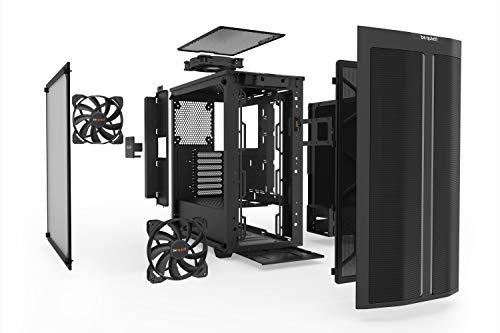 be quiet! Pure Base 500DX | Black PC-Gehäuse, BGW37