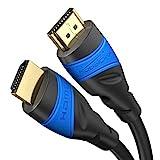 KabelDirekt – 2 m – 4K HDMI-Kabel (4K@120Hz & 4K@60Hz – spektakuläres Ultra-HD-Erlebnis –...