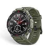 Amazfit Smartwatch Herren T-Rex 1,3 Zoll Outdoor Digitale Uhr wasserdichte Sportuhr mit militärischem...