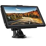 Navigationsgeräte für Auto Navi, 7 Zoll 8GB 256MB Touchscreen Navigation für LKW PKW KFZ, POI...