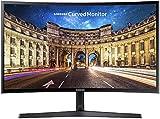 Samsung C27F398FWR 68,58 cm (27 Zoll) Curved Monitor (HDMI, Display Port, 4ms, 1920 x 1080 Pixel)...