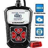 KONNWEI KW310 OBD2 Diagnosegerät Universal Auto Diagnosegerät Automotor Fehler-Code Scanner für...