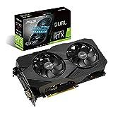 ASUS Dual Nvidia GeForce RTX 2060 6GB EVO Gaming Grafikkarte (GDDR6...