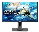 Asus MG248QR 60,96 cm (24 Zoll Full HD) eSports Monitor (DVI, HDMI, 1ms Reaktionszeit, FreeSync,...