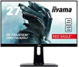 iiyama G-MASTER Red Eagle GB2760HSU-B1 68,6 cm (27 Zoll) Gaming Monitor Full-HD 144Hz (HDMI,...