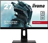 iiyama G-MASTER Red Eagle GB2760HSU-B1 68,6 cm (27') Gaming Monitor Full-HD (HDMI, DisplayPort, USB...