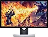 Dell SE2417HGX, 24 Zoll, Gaming Monitor, Full HD 1920x1080, 75 Hz, TN entspiegelt, 16:9, AMD FreeSync, 1...
