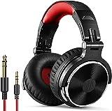 OneOdio Over Ear Kopfhörer mit Kabel, 50mm Treiber, Bassklang, 6.35 & 3.5mm Klinke, Share-Port,...