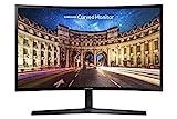 Samsung C27F396F 68,6 cm (27 Zoll) Monitor (VGA, HDMI, 4ms Reaktionszeit, 1920 x 1080 Pixel),...