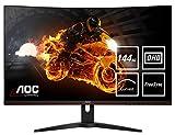 AOC Gaming CQ32G1 - 32 Zoll QHD Curved Monitor, 144 Hz, 1ms, FreeSync Premium (2560x1440, HDMI,...