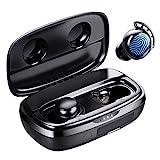 Bluetooth Kopfhörer, Tribit 100 Std. Spielzeit USB-C Ladebox Schnellladung Bluetooth 5.0 IPX8...