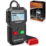 kungfuren OBD2 Diagnosegerät klassisch verbesserter Universal USB Kabel Automotor Fehler-Code...