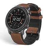 Amazfit Smartwatch GTR 47mm 1,39 Zoll Touch Control Farbdisplay Sportuhr Fitness Armbanduhr 5 ATM...