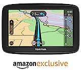 TomTom Navigationsgerät Start 52 Lite (5 Zoll, Karten Europa, Amazon Exklusiv, Fahrspurassistent, umkehrbare...
