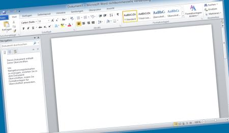 microsoft word 2012 Screenshot