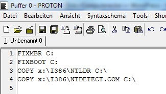 Fehlermeldung Ntldr Fehlt Windows Xp