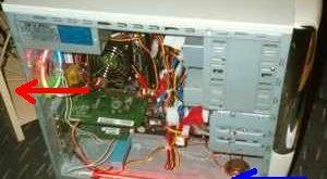Luftsrom Gehäuse-Lüfter PC-Kühlung