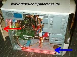 PC-Kühlung - Informationen und Arten