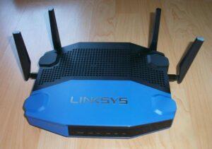 WLAN Router mit verschiedenen WLAN Standards