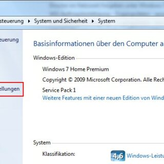 So kann man den Computername ändern bei Windows 7