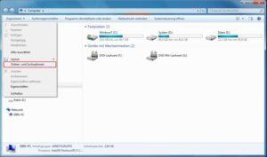 Windows 7: Geschützte Systemdateien anzeigen lassen