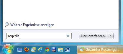 Windows 7: Automatische Datenträger Konsistenzprüfung (CHKDSK) beim Systemstart abschalten