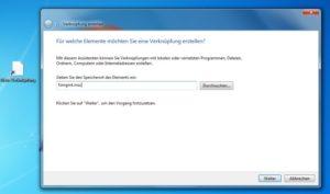 Kontrolle auf Zugriff von freigebenen Ordnern und Dateien im Netzwerk