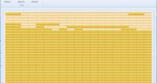 CheckDrive Startbildschirm