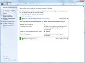 Windows Firewall: Zugriffe kontrollieren und steuern