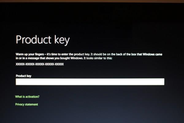 Product key windows 8 - Kalaupun belum mencobanya ini hanya sekedar