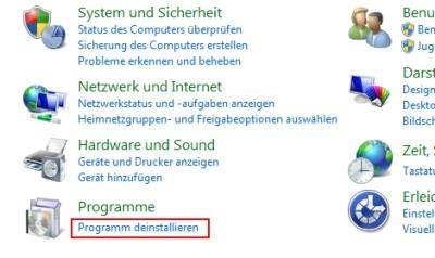 Windows 7 Spiele deaktivieren