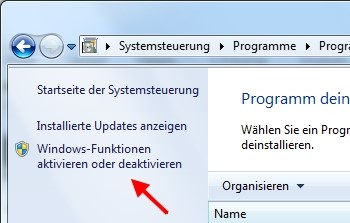 Windows 7 Spiele aktivieren