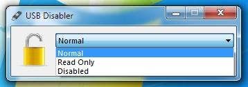 USB Disabler USB-Anschluss deaktivieren