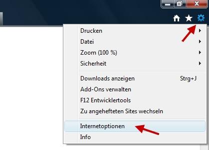 Internet Explorer Problem mit PDF-Dateien