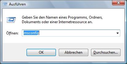 Windows Startprotokollierung einschalten