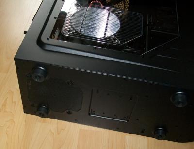 Cooler Master HAF 912 Advanced Belüftung Netzteil