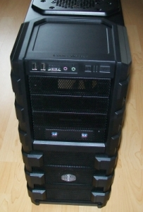 Cooler Master HAF 912 Advanced Ansicht Front