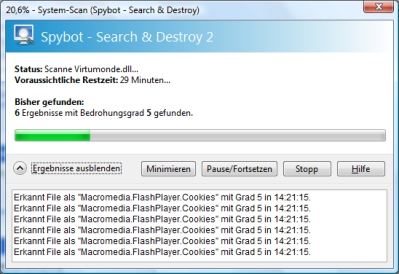 spybot search destroy 2 2 Download: Spybot 2 Search and Destroy veröffentlicht