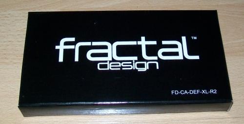 Fractal Design Define XL R2 Montagematerial