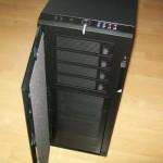 Fractal Design Define XL R2 Frontklappe geöffnet
