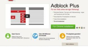 Adblock Plus Browser Plugin