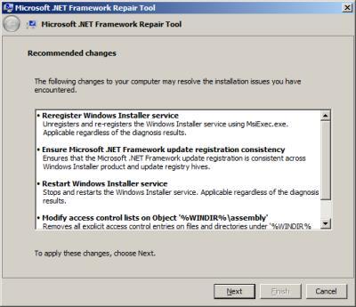 So einfach lassen sich Probleme mit dem Microsoft .NET Framework lösen
