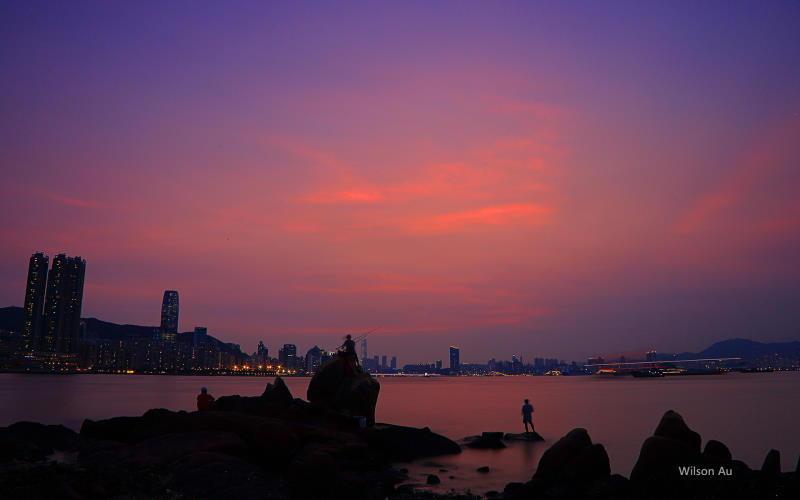Hintergrundbilder im beauty of hong kong theme zum download