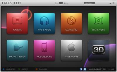 DVDVideoSoft Free Studio 6.3 zum Download
