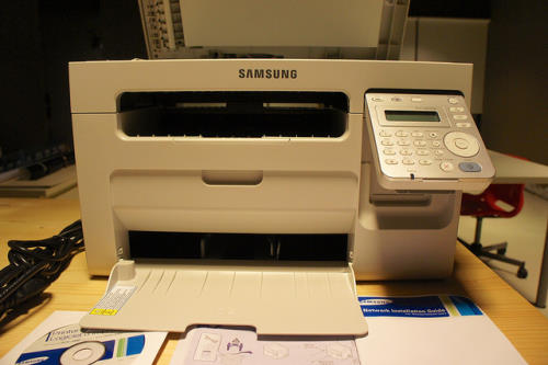 Samsung SCX-3405FW Printer 8 by Vernon Chan, on Flickr