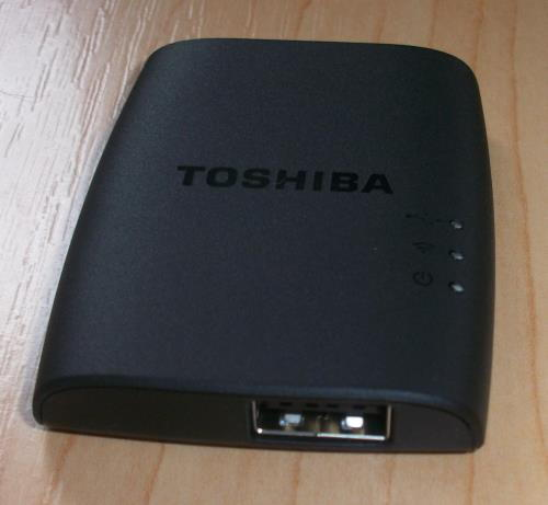 Toshiba Store.E Wireless Adapter
